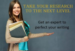 Next level research for thesis and dissertation editing and proofreading