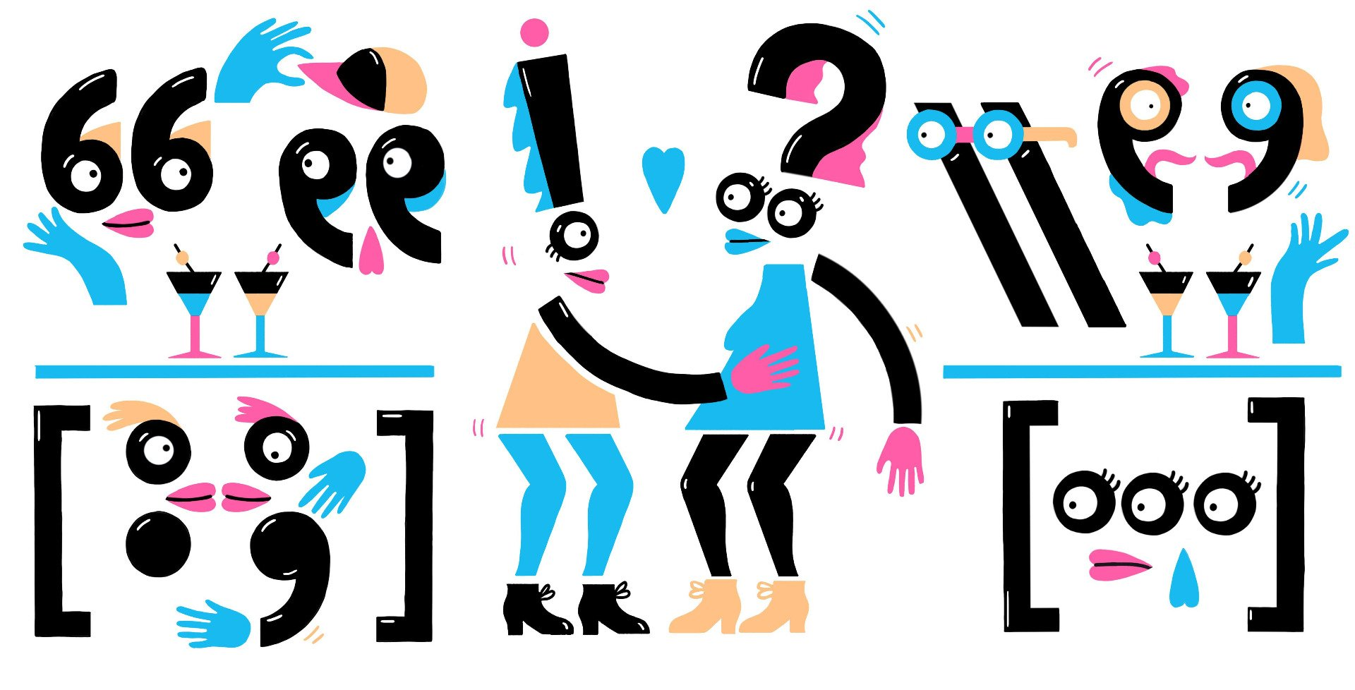 rules of Punctuation marks