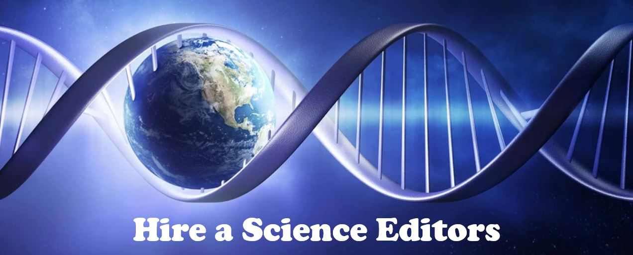 Hire a science editor
