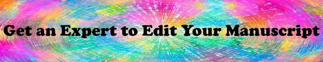 editing manuscripts